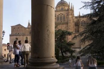Turismo de Congresos Salamanca fotografía: Enrique Carrascal