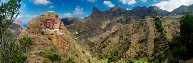 SCB Spain Convention Bureau. Tenerife. Parque rural Anaga