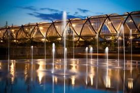 SCB Spain Convention Bureau. Madrid. Puente de Perrault