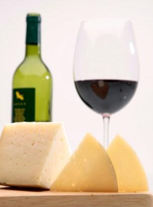 salamanca-vino y queso GASTRONOMIA