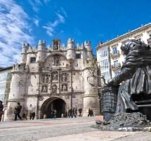 SCB Spain Convention Bureau. Burgos. Arco Santa Maria