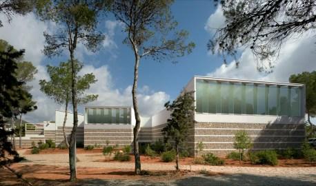 Exterior Palacio Congresos