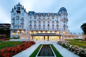 SCB Spain Convention Bureau. Santander. Hotel Real