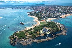 SCB Spain Convention Bureau. Santander. Vela en la Bahía de Santander