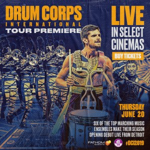 Read more about the article DCI Returns to Theaters on Thursday; See Full List of SC Theaters Here