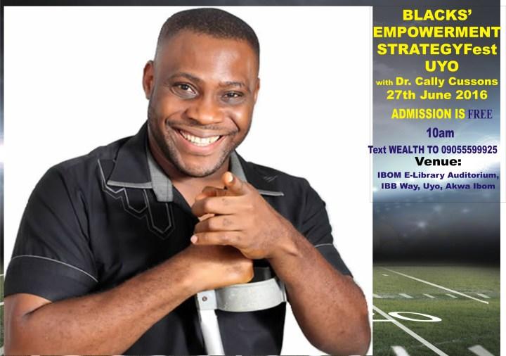 BLACKS EMPOWERMENT STRATEGYFEST UYO