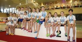 38. Schweizer Hallenjugendtag – 15 Jahre mit dem Nachwuchs des Schwimm-Club Chemnitz