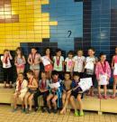 Schnupperschwimmen für unseren Schwimmnachwuchs