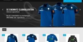 Vereinskleidung – Shop wieder online!