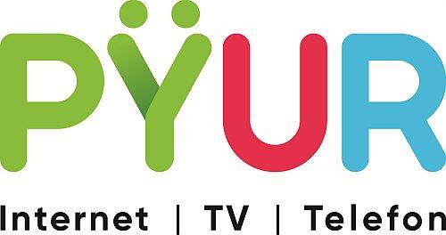 PYUR – Kabel Internet, Telefon und Fernsehen