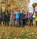 Herbsttrainingslager des Talentestützpunktes – Hochfahren vor dem Lockdown