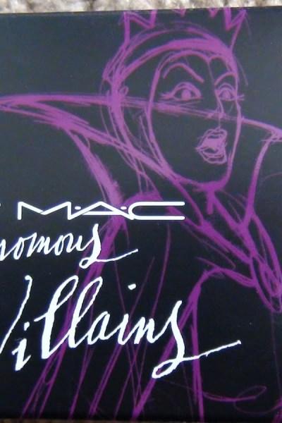 MAC Venomous Villains Collection for Disney – Haul
