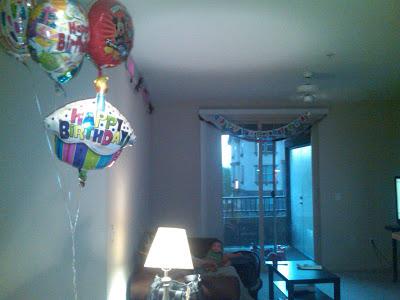 Pre Birthday – I love my girl friends!!