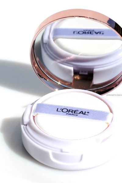 #MAKEUPMONDAY : L'OREAL PARIS TRUE MATCH LUMI CUSHION FOUNDATION REVIEW / DEMO