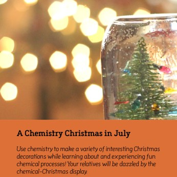 Kids College Chemistry Christmas