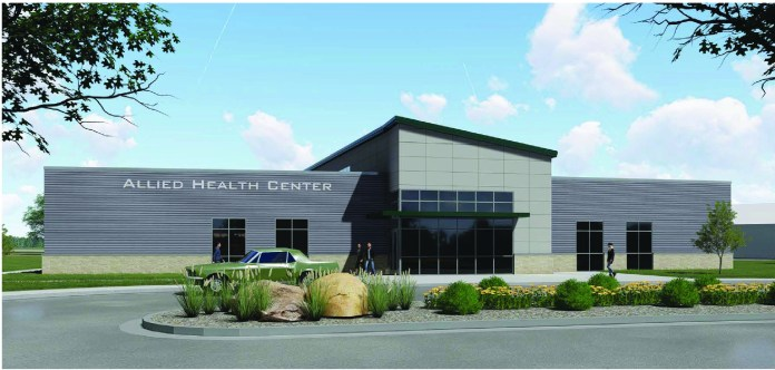 Alllied Health approved 2017
