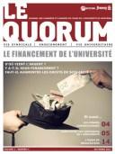 Quorum automne 2011