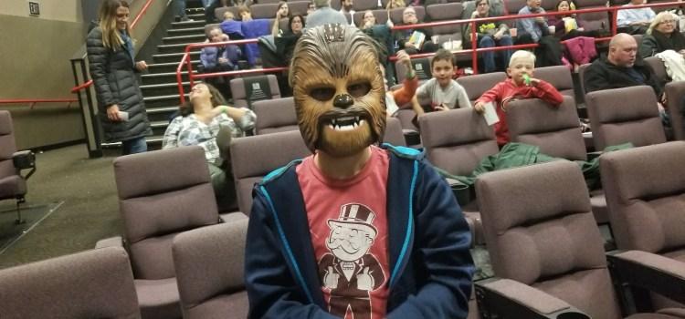 Chewbacca Kid