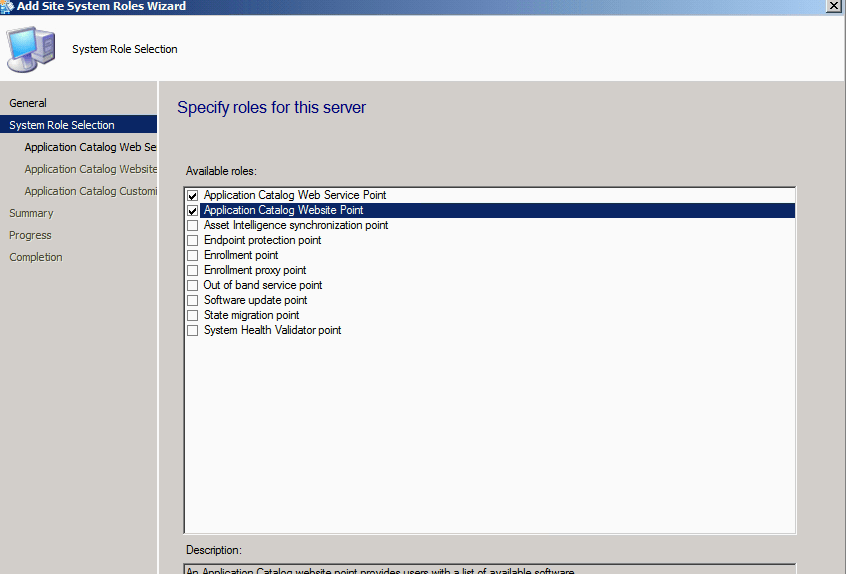 Software request in SCCM - Submit Software Request (3/6)