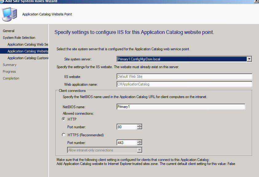 Software request in SCCM - Submit Software Request (5/6)