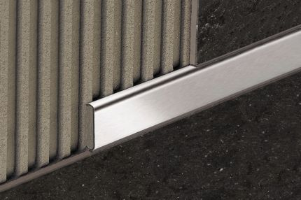Schluter DESIGNLINE Decorative For Walls Profiles