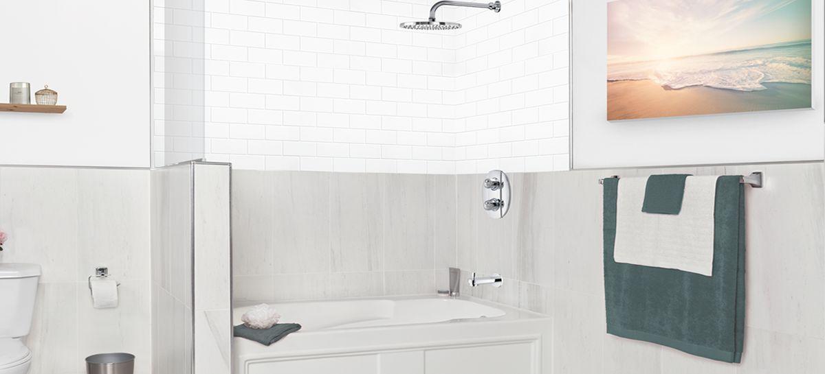 shower with bathtub schluter com