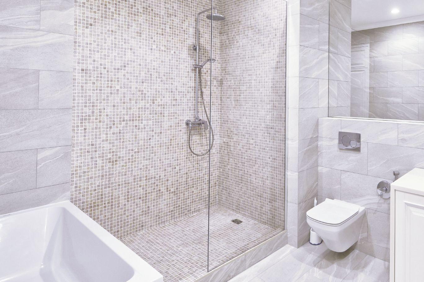 schluter kerdi shower kit shower