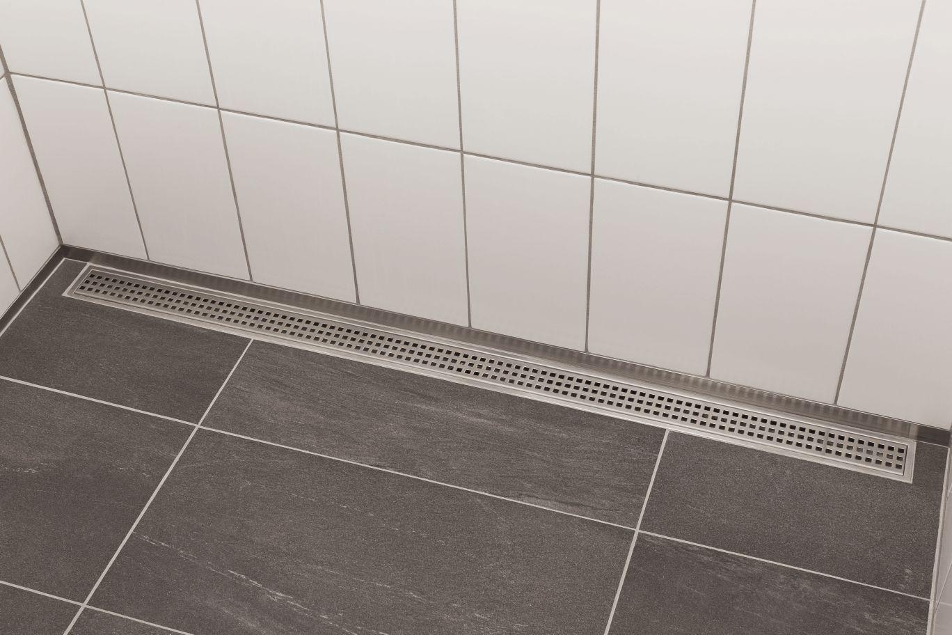 schluter kerdi line drains shower