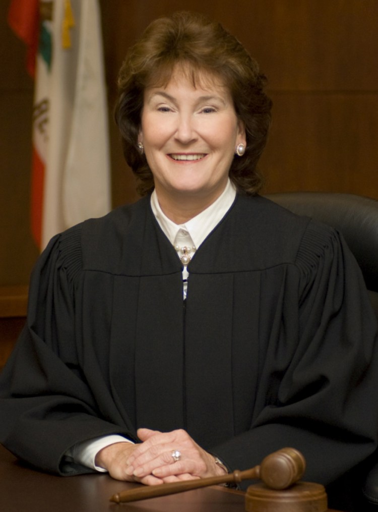 Photo of Honorable Heather Morse (retired).