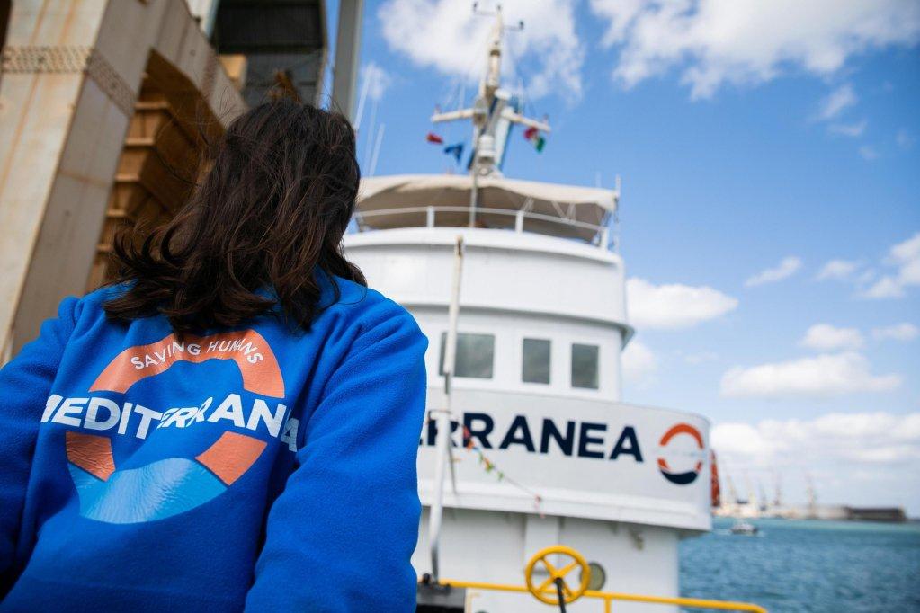 Italian Charity To Regain Possession Of Migrant Rescue Boat