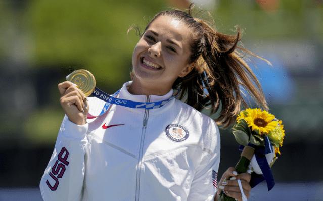 被診斷爲發育缺陷的哈裏森贏皮劃艇金牌 克勞瑟打破奧運鉛球紀錄奪冠