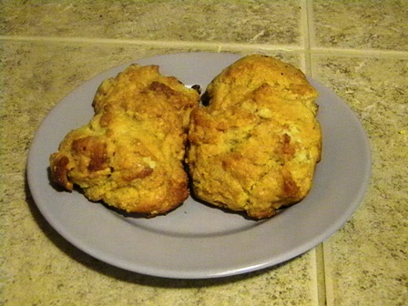 SCD Recipe: Olive Oil Biscuits