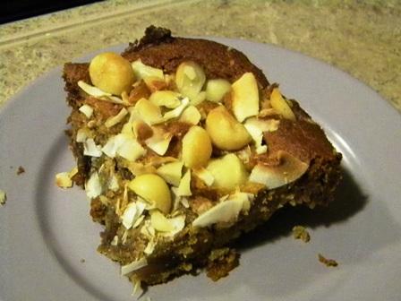 SCD Recipe: Macadamia Nut Bars | Happy Gut For Life