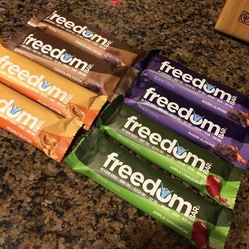 Product Spotlight: Freedom Bars