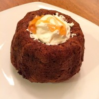 SCD Recipe: Single-Serve Pumpkin Cake