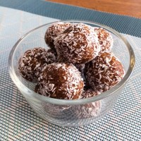SCD Recipe: Peanut Butter-Coconut Engergy Balls