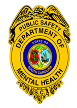 DMH Public Safety Badge