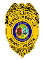 DMH Public Safety Badge