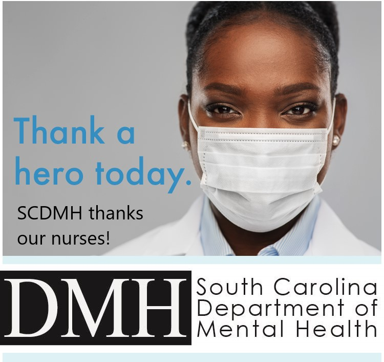 SCDMH thanks our nurses