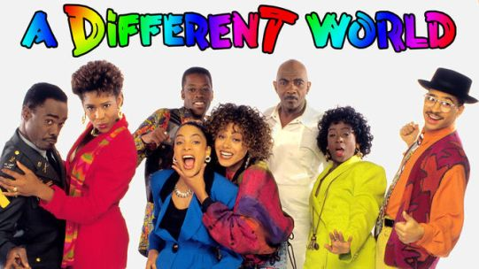 Image result for a different world