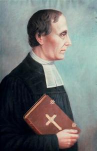 Pastor Louis Harms