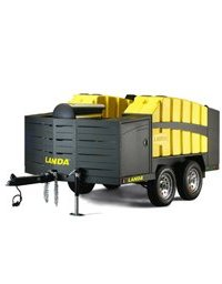Pressure Washer Trailer Systems