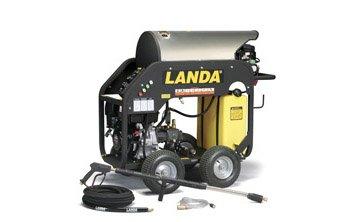 Hot Water Pressure Washer Rental Landa MHC series