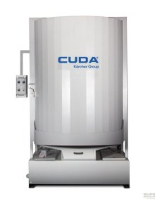 Cuda 4860 Series - front load parts washer cabinet