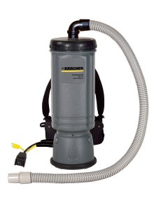 Karcher BV 11/1 HEPA Backpack Vacuum, 9..840-514.0