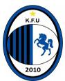 KFU Kent Football United badge 100