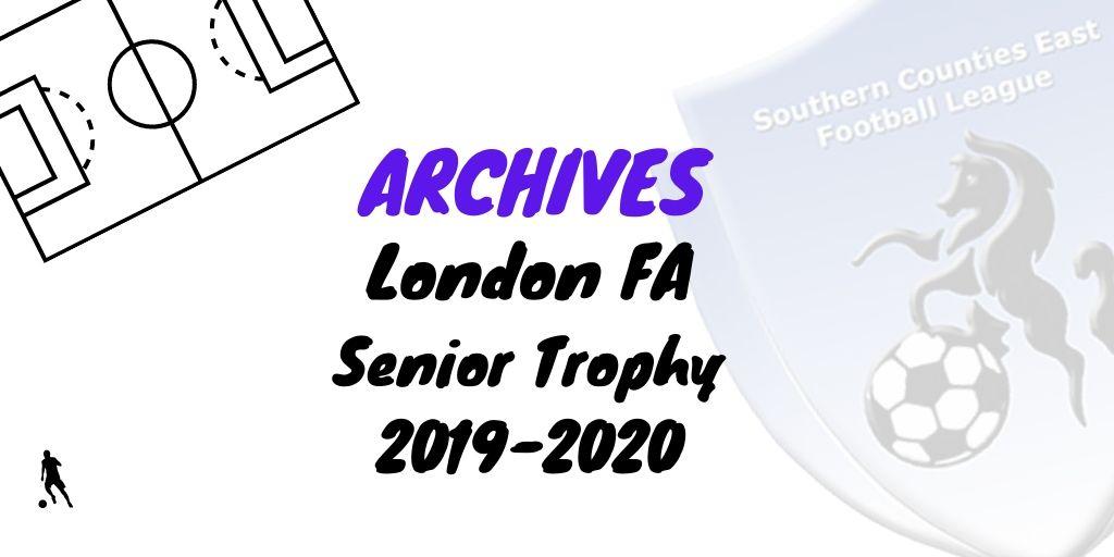 scefl London FA Senior Trophy
