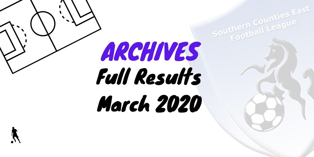scefl season march 2020