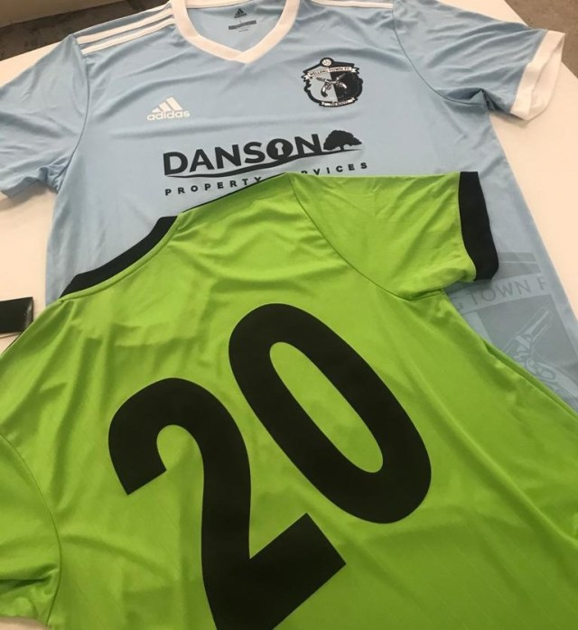 welling town kit scefl 2020
