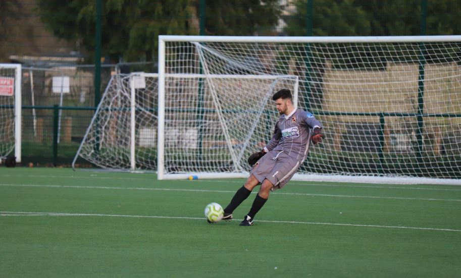 rochester united ben nourse goalkeeper scefl